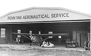 1945 Penn Yan Aero is established.