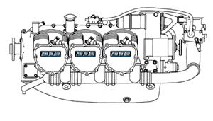 Continental O-470 Aircraft Engines